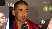 Watch the UFC Fight Night: Holohan vs. Smolka Post-fight Press Conference.
