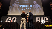UFC commentator Joe Rogan breaks down the Fight Night Dublin main event between Joe Duffy and Dustin Poirier. Don't miss the action on UFC FIGHT PASS on Oct. 24.