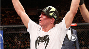 Former Indiana state high school wrestling champion Darren Elkins had a difficult road to the UFC, working 10-hour days and fitting in training where possible. But when the call finally came, Elkins, who has eight UFC wins, made the most of it.