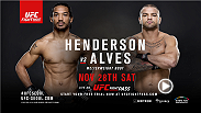 The UFC travels to Seoul, Korea for the first time for UFC Fight Night: Henderson vs. Alves. Don't miss the action exclusive on UFC FIGHT PASS.