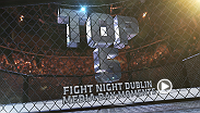 Reza Madadi doesn't care about the Dublin home-crowd advantage and more highlights from our Fight Night Dublin Top 5 media day moments.