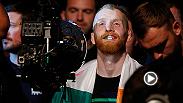 If Paddy 'The Hooligan' Holohan wasn't inside the Octagon fighting, he'd be out in the crowd with the rest of his countrymen. After all, Holohan, who faces Louis Smolka in the main event of Fight Night Dublin on UFC FIGHT PASS, is just another Irishman.