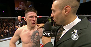 Norman Parke got back on track on Saturday at Fight Night Dublin. Parke snapped a two-fight losing streak with a unanimous decision victory over Reza Madadi.