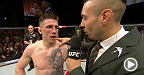 Fight Night Dublin: Norman Parke Octagon Interview