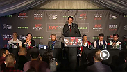 Check out all of the soundbites from the post fight press conference in these Fight Night Dublin press conference highlights.