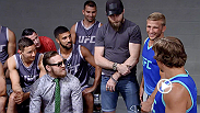 Conor McGregor and TJ Dillashaw spoke to UFC.com during the filming of The Ultimate Fighter: Team McGregor vs. Team Faber. The two UFC champions talked about what it would be like to go one-on-one in a potential superfight.