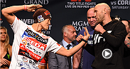 Current No. 7-ranked welterweight Dong Hyun Kim took home an impressive submission victory in the final 10 seconds of this UFC 187 bout against well-rounded veteran Josh Burkman. Kim takes on Jorge Masvidal at UFC Fight Night Seoul on Nov. 28.