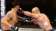Light heavyweight and current #9 ranked Patrick Cummins continued his path through the division with this second round KO victory over dangerous Roger Narvaez. Cummins takes on Glover Teixera at UFC Fight Night: Belfort vs Henderson on November 7, 2015.