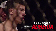 Thomas Almeida is one of the brightest young prospects to come along in the UFC in recent history. The young Brazilian puts his undefeated record on the line in his hometown of Sao Paulo against Anthony Birchak.