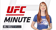 UFC Minute host Lisa Foiles teases a bit of teammate-on-teammate drama on tonight's episode of The Ultimate Fighter: Team McGregor vs. Team Faber.