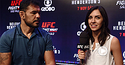 Brazilian legend Antonio 'Minotauro' Nogueira sits down with UFC.com's Jessica Portasio to preview the biggest fights in Fight Night Belfort vs. Henderson 3. Watch all the action on UFC Fight Pass and FS1 Saturday, Nov. 7.