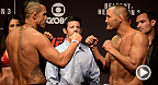Fight Night Sao Paulo: Weigh-in Highlights