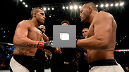 UFC Fight Night at Ibirapuera Gymnasium on November 7, 2015 in Sao Paulo, Brazil.