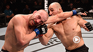Glover Teixeira turned in his second straight Octagon win at Fight Night: Sao Paulo after defeating Patrick Cummins with a vicious TKO finish in the second round.