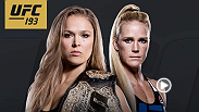 UFC women's bantamweight champion Ronda Rousey faces perhaps her toughest challenge to date when she defends her title against Holly Holm at UFC 193.