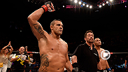 Vitor Belfort and Dan Henderson's rubber match lasted only a couple minutes before Belfort TKO'ed Henderson in the opening round at Fight Night: Sao Paulo.