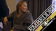 Ronda Rousey gets real about advice she offered to women, Holly Holm preps at home and more in Episode 1 of UFC 193 Embedded.