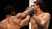 Neil Magny's first ever UFC KO came in the middle of a seven-fight winning streak when he knocked out Rodrigo de Lima in the second round at Fight Night New Zealand.