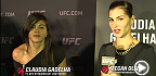 UFC 193: Claudia Gadelha Predicts Strawweight Title Fight