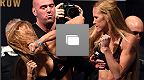UFC 193 Weigh-Ins Gallery