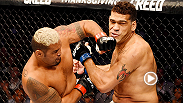 "In 2013 heavyweights Mark Hunt and Antonio ""Bigfoot"" Silva fought to a draw after five rounds. At UFC 193 Hunt finished Silva just minutes into their rematch bout."