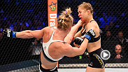 Holly Holm completed what some are calling the greatest upset in UFC history when she knocked out Ronda Rousey in the secon round at UFC 193.