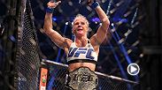 Holly Holm completed what some are calling the greatest upset in UFC history when she knocked out Ronda Rousey in the second round at UFC 193.