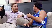 Get a look at the Ep. 9 webisode, when Conor McGregor and Urijah Faber have their most heated exchange of the season and plea for Dana to set up their fight.