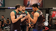 Go inside the machups of the TUF Latam fighters featured in this Saturday's Fight Night Monterrey card.