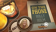 Brand new UFC women's bantamweight champion Holly Holm joined The Dan Patrick show on Nov. 19 to talk about her historic upset win against Ronda Rousey at UFC 193 in Melbourne, Australia.