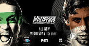 The quarterfinals are underway and there's only three episodes left until The Ultimate Fighter finale. And an injury to one of the quarterfinal contestants could change the game. Don't miss Ep. 10 at 10pm ET on FS1.