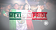 Hear from a number of Mexican fighters, including Henry Cejudo and Efrain Escudero, talk about what it means to fight in Mexico at Fight Night Monterrey on Saturday night.