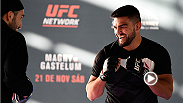 UFC Minute host Lisa Foiles previews Saturday's Fight Night in Monterrey, which features two TUF LATAM finales and former TUF fighters Kelvin Gastelum and Neil Magny.