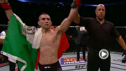 Ricardo Lamas spoiled Diego Sanchez's featherweight debut with a unanimous decision victory on Saturday at Fight Night Monterrey.