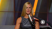 New UFC bantamweight champion Holly Holm joins 'The Herd' to talk about her shocking upset of Ronda Rousey at UFC 193.