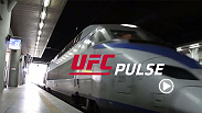 The first episode of four in the special Fight Night Seoul series, UFC Pulse, chronicles the beginning of fight week and features fighters Benson Henderson, Sam Sicilia, Julianna Pena, and more.