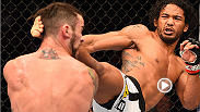 "UFC welterweight Benson Henderson is hungry for another win in his new weight class at Fight Night Seoul against Jorge Masvidal. ""Smooth"" said fans can expect a slug fest and he needs to get his hand raised at the end of the fight."