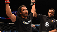Benson Henderson thinks there's no need to trash talk before a