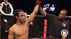 Benson Henderson emerged victorious via split decision after a five-round, technical bout with Jorge Masvidal at Fight Night Seoul.