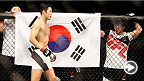 Dong Hyun Kim impressed as the co-main event of the UFC's first event in South Korea. Kim, the No. 7-ranked welterweight, has now won six of his last seven fights in the Octagon.