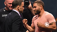 It's been a fight that fans have been clamoring for for years. Frankie Edgar takes on Chad Mendes in the main event of The Ultimate Fighter: Team McGregor vs. Team Faber finale on Dec. 11 in a huge fight in the featherweight division.