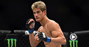 UFC Minute host Lisa Foiles catches up with Sage Northcutt ahead of his Fight Night USA bout on December 10 to talk about his training session with George St-Pierre and also the haters out there in the MMA world.