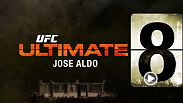 Joe Rogan discusses Jose Aldo leading up to his bout with Conor McGregor at UFC 194 in this edition of the UFC Ultimate 8.
