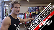 Paige VanZant works out with her team including Urijah Faber, Rose Namajunas shoots hoops and throws punches, Cody Pfister talks about his fight and Sage Northcutt eats in the first episode of UFC FIGHT PASS Embedded Namajunas vs. VanZant.