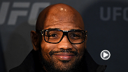 An emotional Yoel Romero talks about what his family means to him to lead this list of top 5 moments from the UFC 194 and The Ultimate Fighter Finale media day on Wednesday. Also hear from Max Holloway, Tony Ferguson and more.