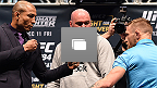 UFC 194 Press Conference Photo Gallery
