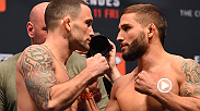 The much-anticipated featherweight title eliminator fight between Frankie Edgar and Chad Mendes goes down as the main event of The Ultimate Fighter 22 Finale. Hear UFC commentator Joe Rogan preview the fight.