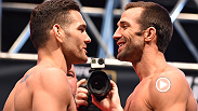 UFC correspondent Megan Olivi brings you a recap of Friday's UFC 194 weigh-ins, including a look at the big staredowns and interviews with Jose Aldo, Conor McGregor's head coach John Kavanagh, Chris Weidman and Luke Rockhold.