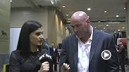 Dana White discusses, UFC 194 which will go down as one of the greatest events in UFC history. Conor McGregor ended Jose Aldo's featherweight reign, Luke Rockhold stole the belt from middleweight champ Chris Weidman and much more.