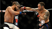 Frankie Edgar didn't fight at UFC 194, but his first-round knockout of Chad Mendes at Fight Night Las Vegas all but sealed his title shot in the next featherweight title fight. Hear Frankie's thoughts on McGregor's historic win.